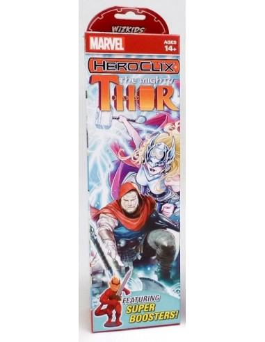 Marvel HeroClix: The Mighty Thor Booster
