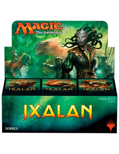 Ixalan Caja de sobres - Magic The Gathering