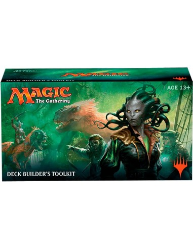 Deck Builder's Toolkit Ixalan - Magic The Gathering