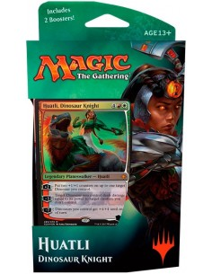 Planeswalker Deck Huatli Dinosaur Knight - Ixalan Mazo Magic the Gathering