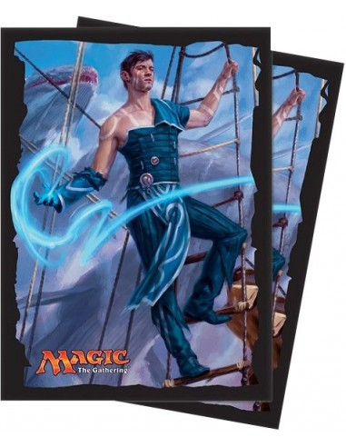 Protectores UltraPRO Magic Jace, Cunning Castaway (80)