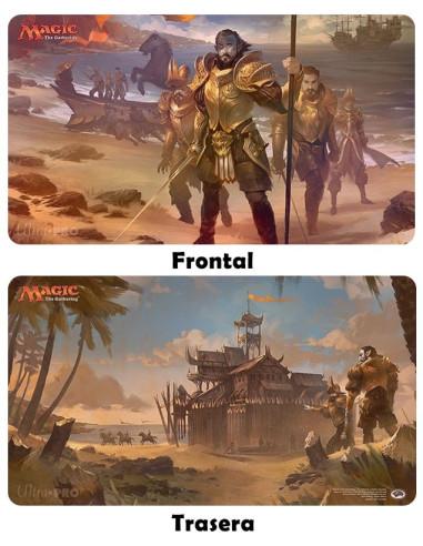Playmat UltraPRO Magic Ixalan - Legion's Landing - Adanto, the First Fort