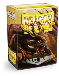 Protectores Dragon Shield Matte Umbra (100)