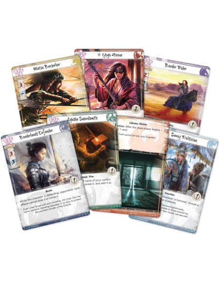 Legend of the Five Rings - Card Game