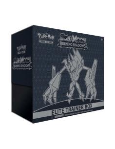 Sun&Moon Burning Shadows Elite Trainer Box