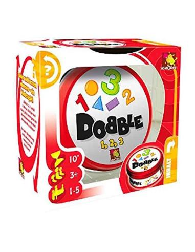 Dobble Formas y Numeros - Juego de Mesa