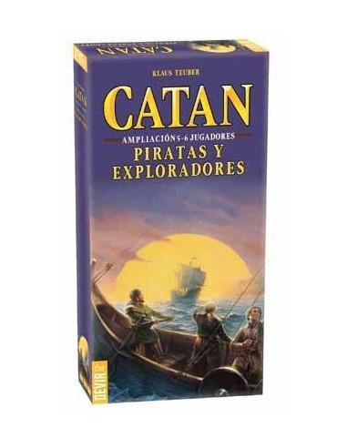 Catan: Piratas y Exploradores - Ampliación 5-6 Jugadores