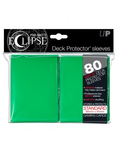 PRO-Matte Eclipse Estándar Verde (80)