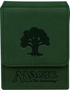 Ultra-Pro Mana Flip Box Verde (Magic The Gathering)
