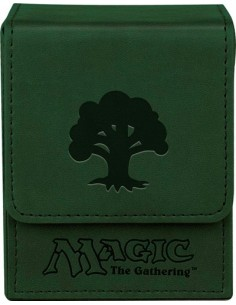 Ultra-Pro Mana Flip Box Verde (Magic The Gathering)
