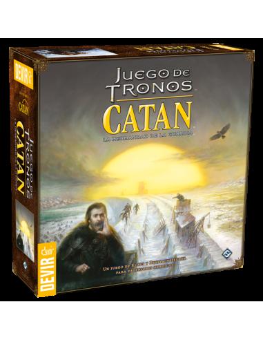Catan - Juego de Tronos Caja