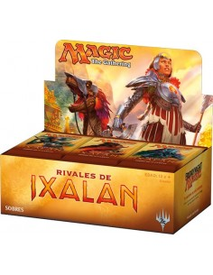 Rivales de Ixalan Caja de sobres - Magic The Gathering