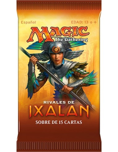 Rivales de Ixalan Sobre - Magic the Gathering