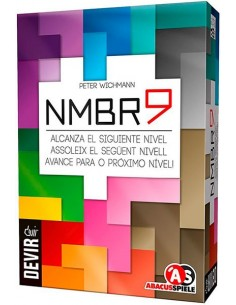 NMBR9 - Devir Juego de Mesa