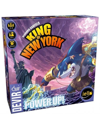 King of New York: Power Up - Expansión