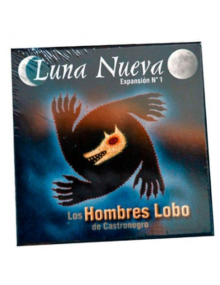 Los Hombres Lobo de Castronegro: Luna Nueva - Juego de Mesa