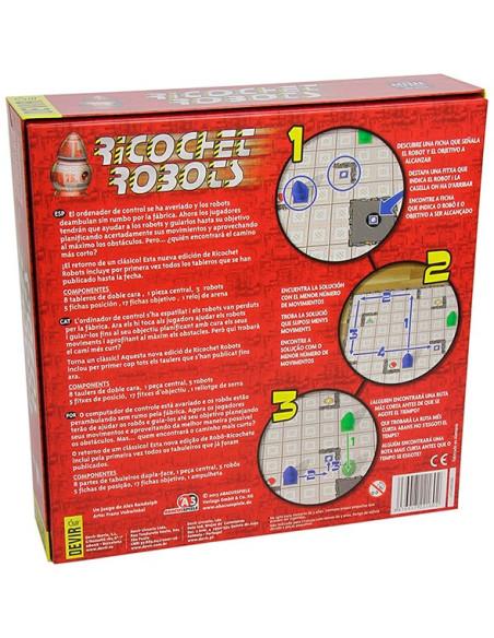 Ricochet Robots - Juego de Mesa - Magicsur Santiago Chile