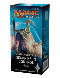 Mazo Second Sun Control MTG Challenger Decks (Blanco, Azul)