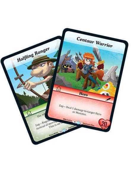 Munchkin Collectible Card Game - Ranger & Warrior Starter Set
