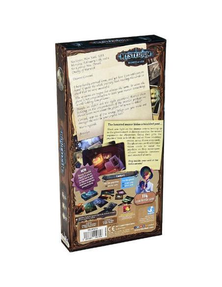 Mysterium: Secrets & Lies Expansion - Magicsur Santiago Chile