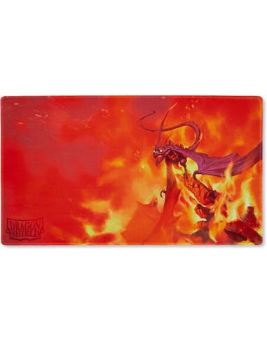 Playmat Dragon Shield Anaranjado - Usaqin