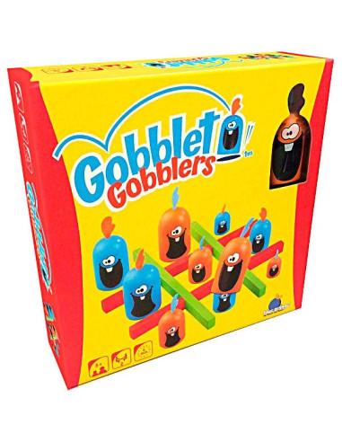 Gobblet Gobblers - Juego de Mesa - Magicsur