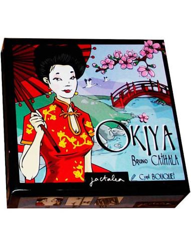 Okiya - Juego de Mesa - Magicsur