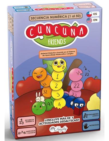 Cuncuna Friends 1 - Juego de Mesa - Magicsur