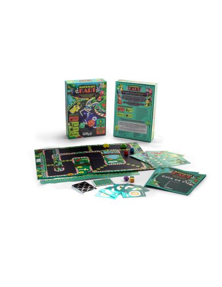 Matemati Kart - Juego de Mesa - Magicsur