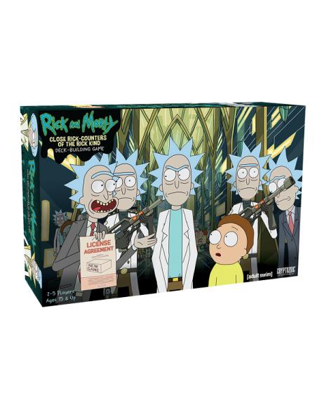 Rick and Morty - Close Rick - Counters of the Rick Kind -  Juego de Cartas - Magicsur