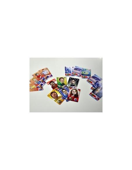 Vote por Mi -  Juego de Cartas - Magicsur