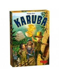 Karuba -  Juego de Cartas - Magicsur