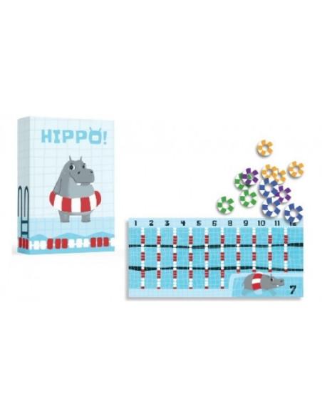 Hippo -  Juego de Cartas - Magicsur