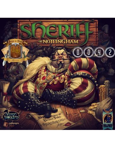 El Sheriff de Nottingham - Juego de Mesa - Magicsur