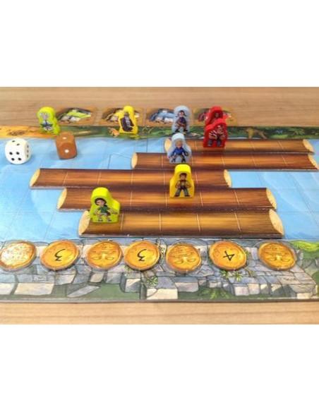 El Oro del Orinoco - Juegos de Mesa