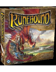 Runebound- Juego de Mesa