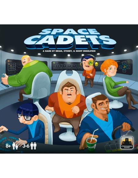 Space Cadets - Juego de Mesa - Magicsur
