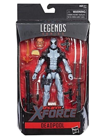 Legends Series  Marvel Uncanny X-Force Deadpool