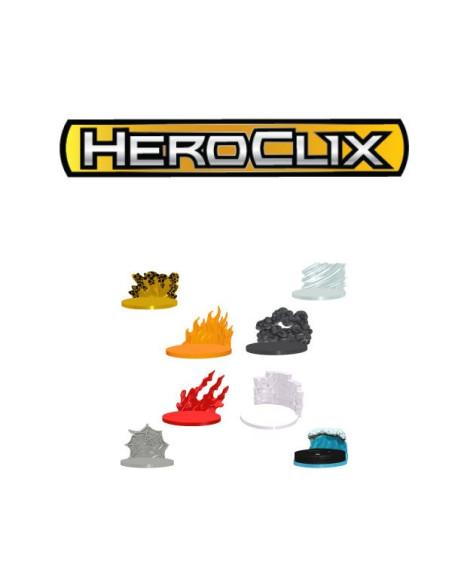 Marvel Heroclix: ClixFx Bases