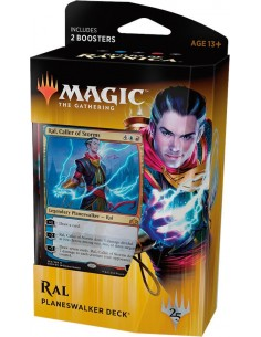Planeswalker Deck Ral Convocatormentas - Gremios de Ravnica Magic the Gathering