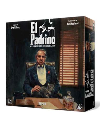 El Padrino: El Imperio Corleone- Juego de Mesa