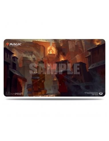 Playmat Guilds of Ravnica Sacred Foundry