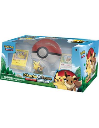 Pikachu & Eevee Poke Ball Colletion