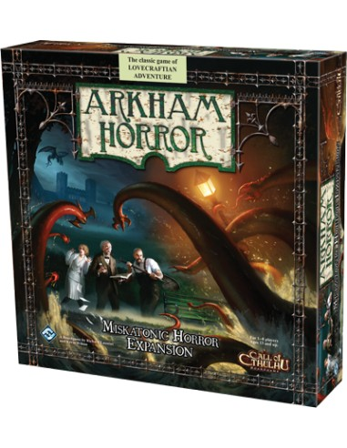 Arkham Horror: Miskatonic Horror...