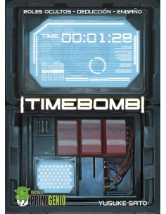 Timebomb - party game - Magicsur Chile