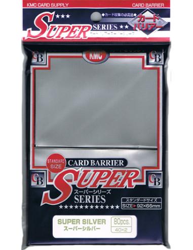 KMC Super Series Plateado