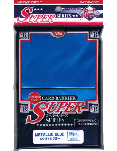 KMC Super Series Azul Metálico