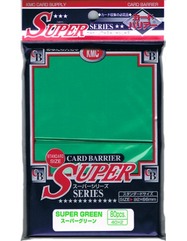 KMC Super Series Verde