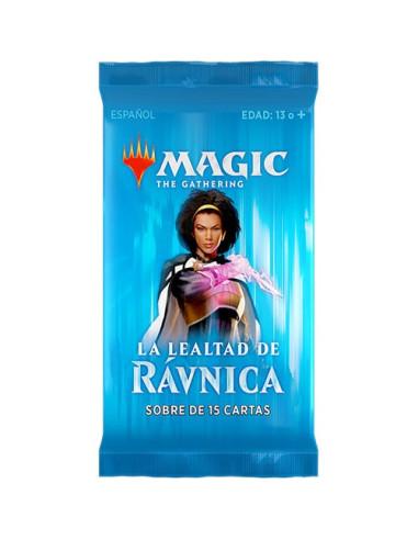 La Lealtad de Ravnica Sobre - Magic...