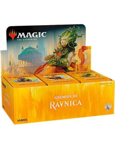 Gremios de Ravnica Caja de sobres - Magic The Gathering